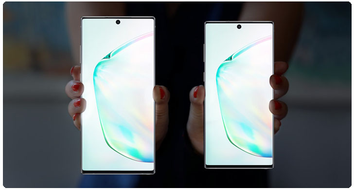Samsung Galaxy Note10 i Note10+
