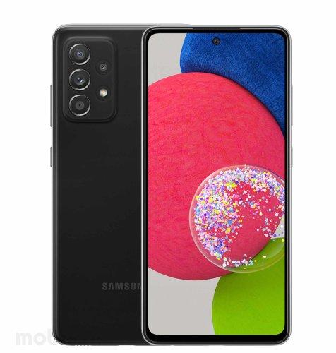 Samsung Galaxy A52s 5G 6/128GB: crni