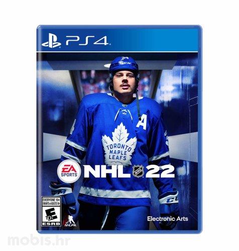 NHL 22 igra za PS4