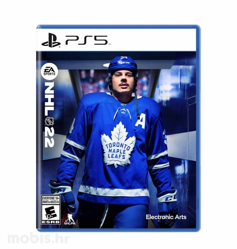 NHL 22 igra za PS5