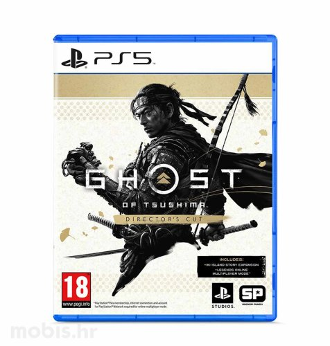 Ghost Of Tsushima Director's Cut igra za PS5