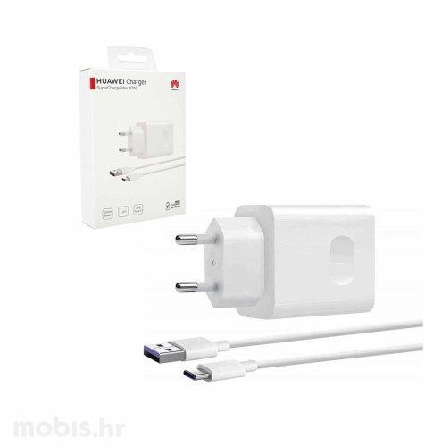 Huawei punjač 40W: bijela