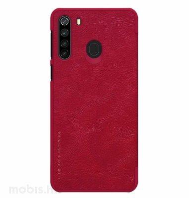 Preklopna maskica za Samsung A51: crvena