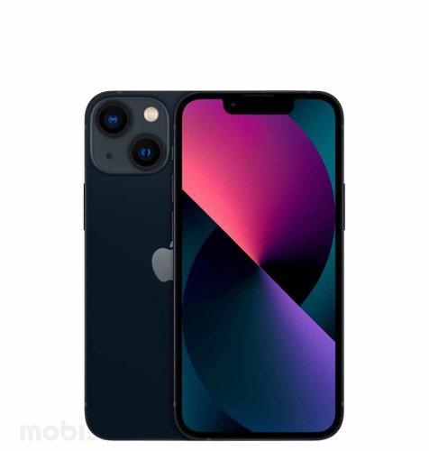 Apple iPhone 13 Mini 128GB: crni