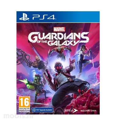 Marvel's Guardians of the Galaxy PS4 Standard Edition Preorder