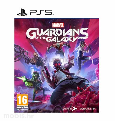 Marvel's Guardians of the Galaxy PS5 Standard Edition Preorder