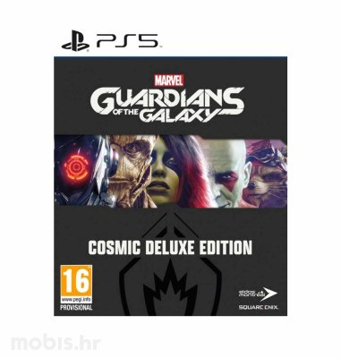 Marvel's Guardians of the Galaxy PS5 Cosmic Delux Edition Preorder
