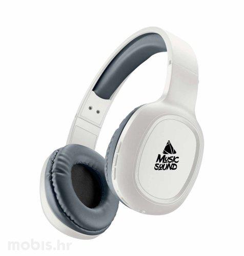 Cellularline Basic Bluetooth slušalice: bijele