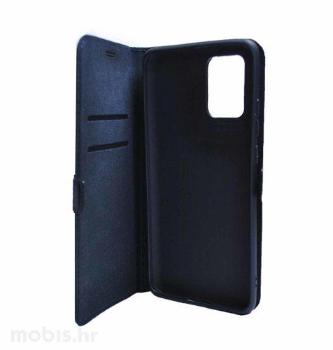MaxMobile Slim preklopna maska za Samsung Galaxy A03s: crna