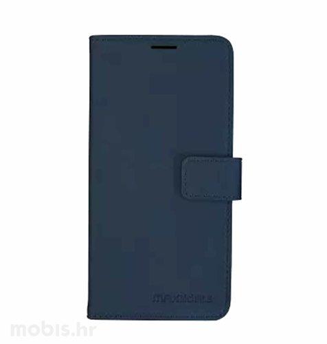 MaxMobile Elegant Wallet preklopna maska za Samsung Galaxy A02s: plava