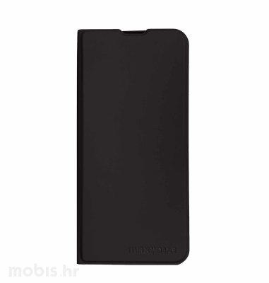 MaxMobile Premuim Soft Think preklopna maska za Samsung Galaxy A02s: crna