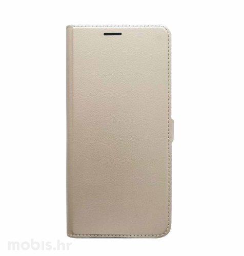 MaxMobile Slim preklopna maska za Samsung Galaxy A02s: zlatna