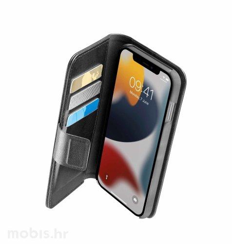 Cellularline preklopna zaštita za iPhone 13 Pro: crna