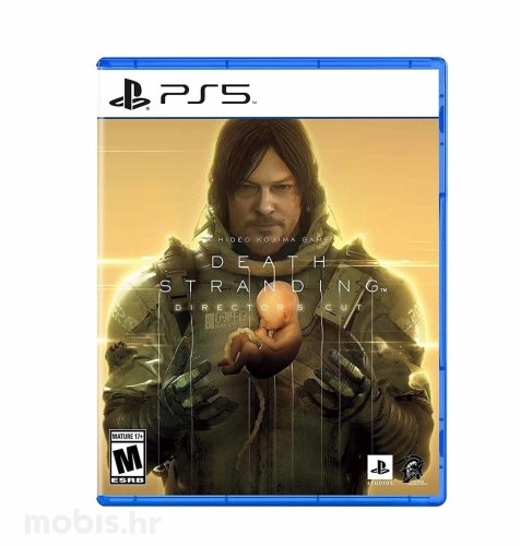 Death Stranding Director's Cut igra za PS5