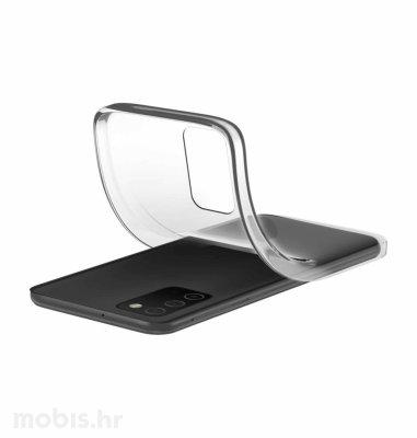 Cellularline silikonska zaštitna maska za Samsung A03s: prozirna