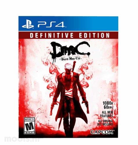 DMC Devil May Cry - Definitive Edition igra za PS4