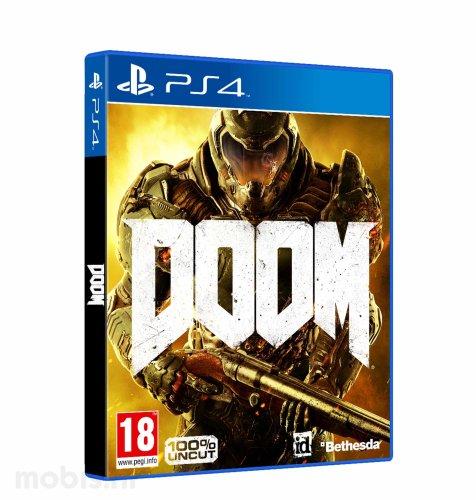 Doom D1 Edition igra za PS4