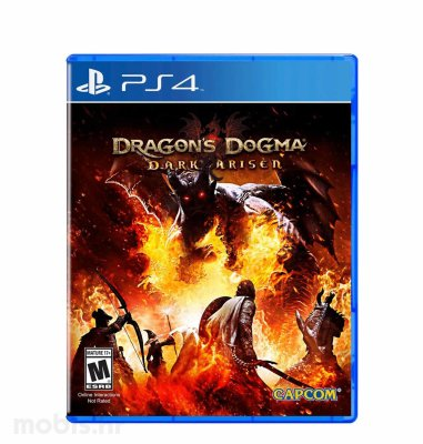 Dragon's Dogma: Dark Arisen HD igra za PS4