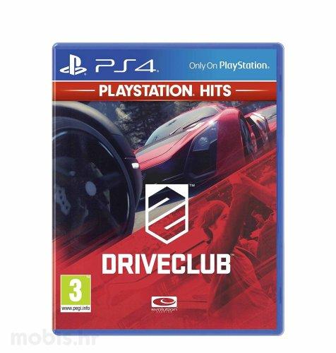 DriveClub HITS igra za PS4