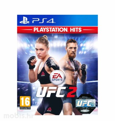 EA Sports UFC 2 Hits igra za PS4