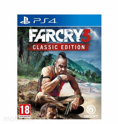 Far Cry 3 Classic Edition igra za PS4