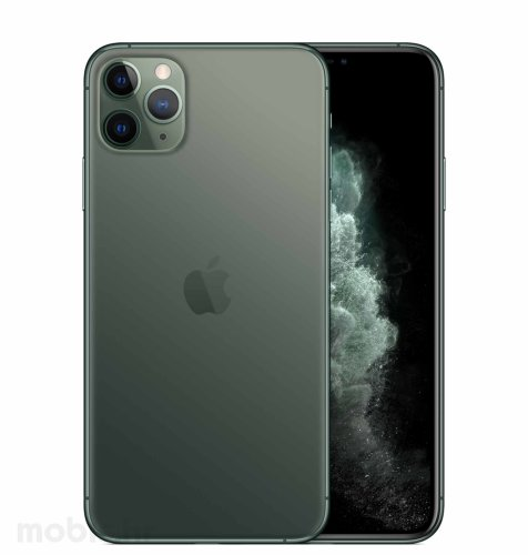 Apple iPhone 11 Pro 512GB: zeleni