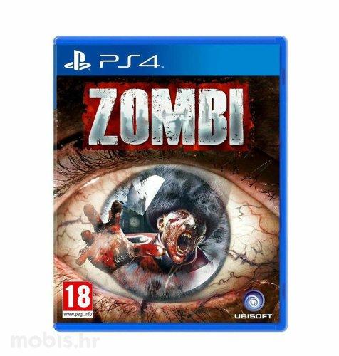 Zombi igra za PS4