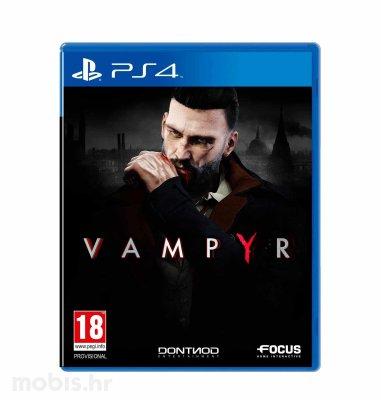 Vampyr igra za PS4