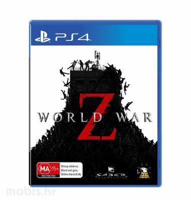 World War Z igra za PS4