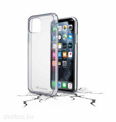 Cellular line plastična zaštita za uređaj Apple iPhone 11 Pro: prozirna