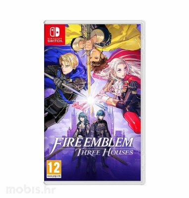 Fire Emblem Three Houses igra za Nintendo Switch