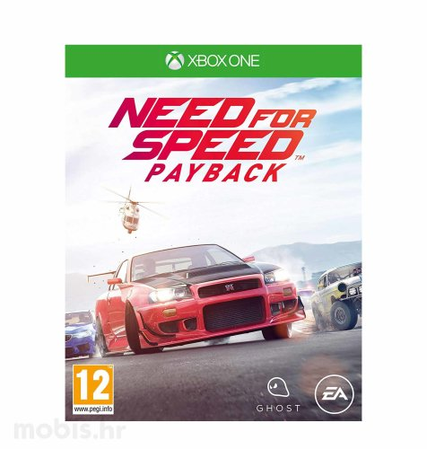 Need For Speed Payback igra za Xbox One