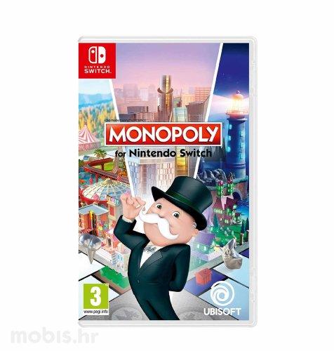 Monopoly igra za Nintendo Switch