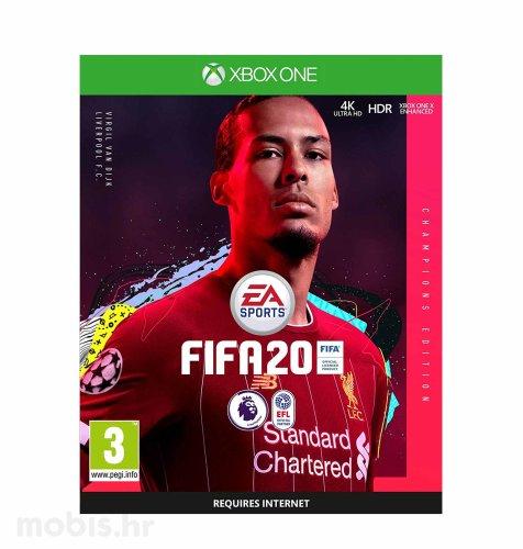 Fifa 20 Champions Edition igra za Xbox One