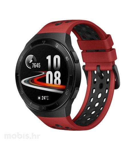 Huawei Watch GT 2E: crveni