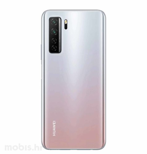 Huawei P40 lite 5G: srebrni