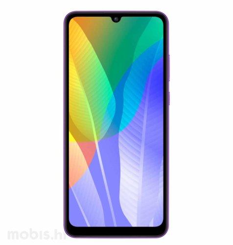Huawei Y6p: ljubičasti