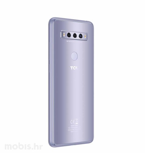 TCL 10 SE 4GB/128GB: sivi + lopta na poklon