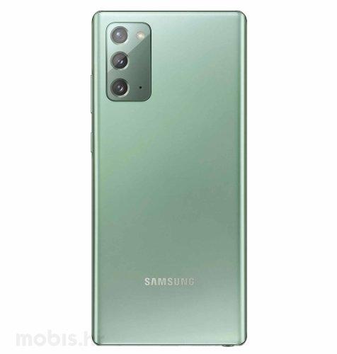 Samsung Galaxy Note 20 8GB/256GB: mistično zelena