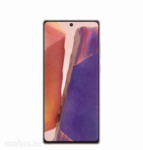 Samsung Galaxy Note 20 8GB/256GB: mistično brončana