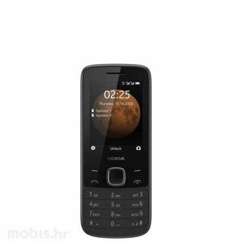 Nokia 225 (2020) 4G: crna