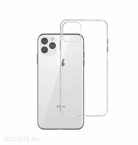MaxMobile zaštita za iPhone 11 Pro: prozirna