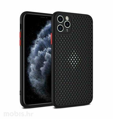 MaxMobile Style hole zaštita za iPhone 11: crna