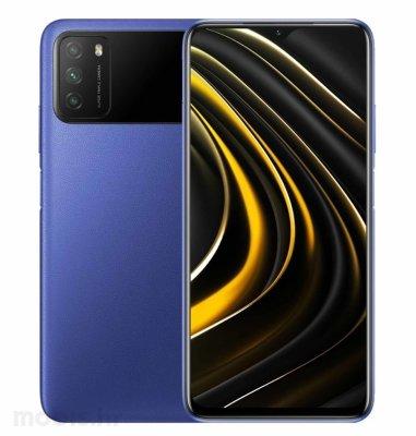 POCO M3 4GB/128GB: plavi + Amazfit Band 5