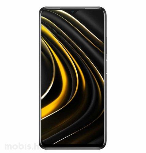 POCO M3 4GB/128GB: crni