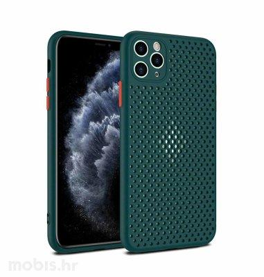 MaxMobile Style hole zaštita za iPhone 12/12 Pro: zelena