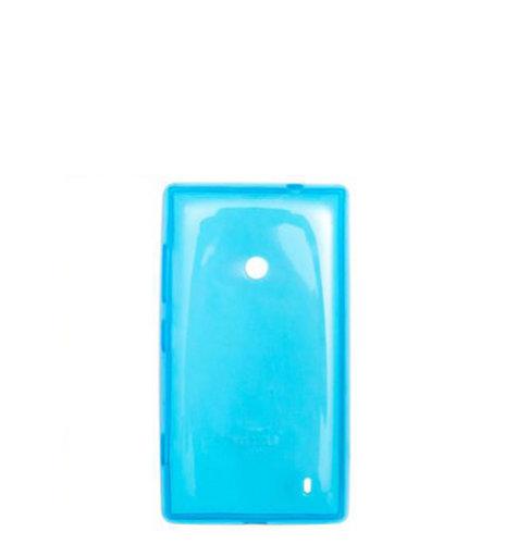 Mozo plastična maska Lumia 520: plava