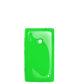 Mozo plastična maska Lumia 520: zelena