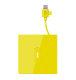 Nokia punjač USB DC-18: žuta