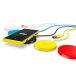 Nokia DT-601 pločica za bežično punjenje:  plava
